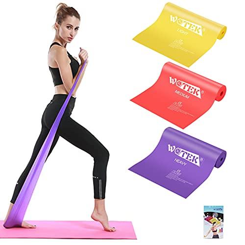 Gomas Elastica Fitness, 3...