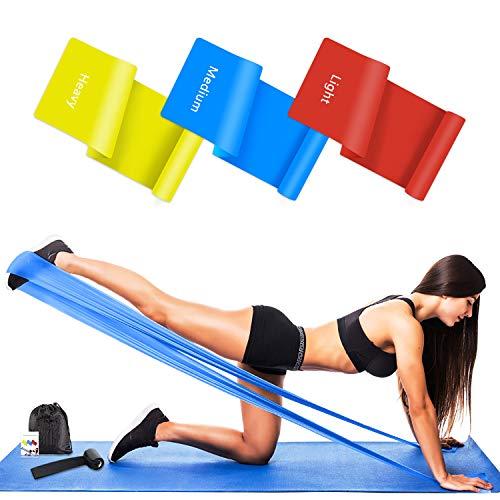 Wrei Bandas Elasticas Fitness,...