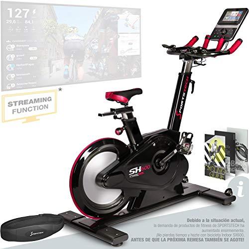 Sportstech Bicicleta de Elite...