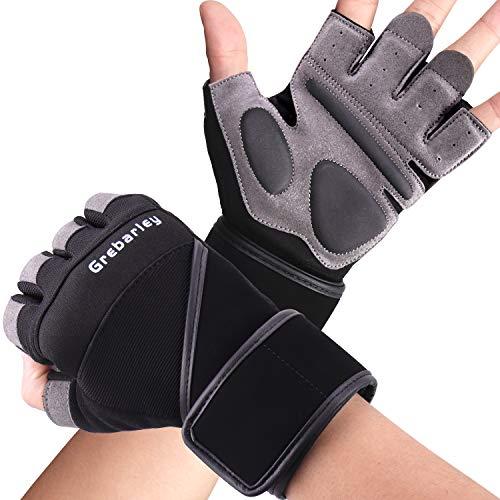 Grebarley Fitness Gloves...