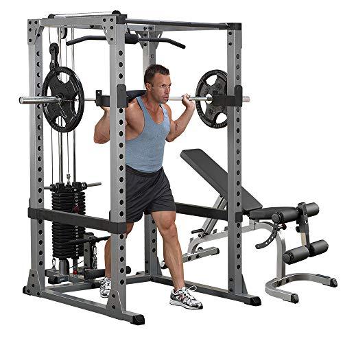 Body-Solid GPR378Rack de...